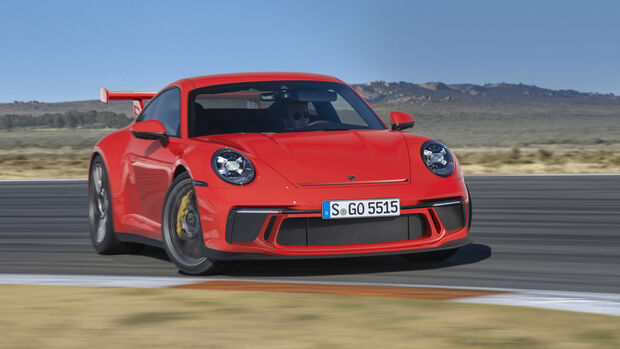 Porsche AG, Porsche 992 GT3, Exterieur