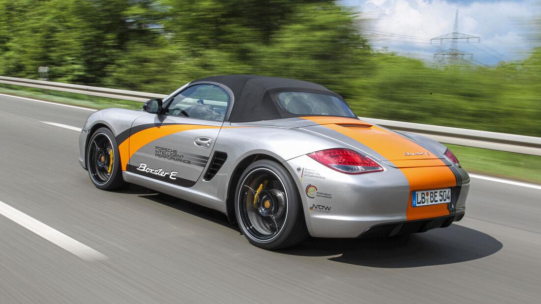 Porsche AG, Porsche E-Boxster