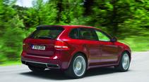 Porsche Baby-Cayenne Roxster Heckansicht