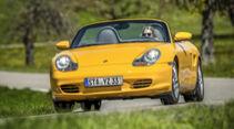 Porsche Boxster 2.7, Exterieur
