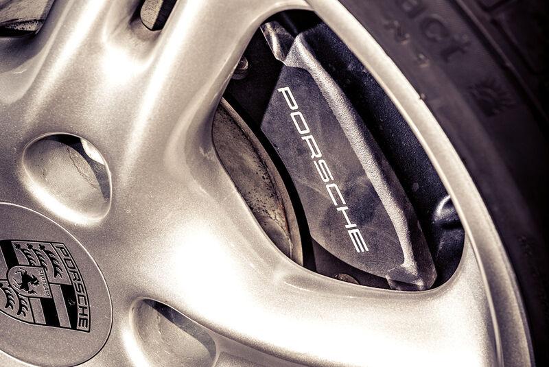 Porsche Boxster 2.7, Rad, Felge