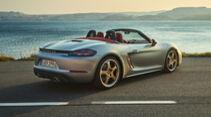 Porsche Boxster 25 Jahre Sondermodell