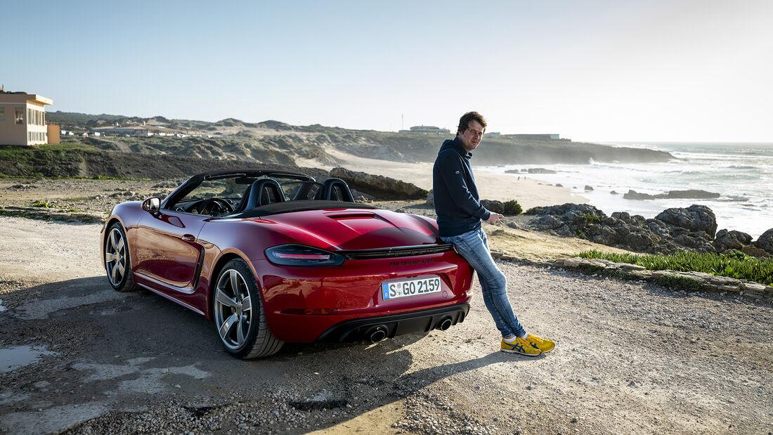 Porsche Boxster 718 GTS 4.0, Exterieur