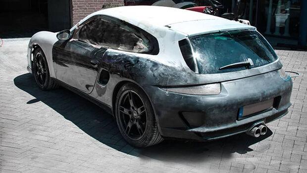 Porsche Boxster 986 Shootingbrake Umbau