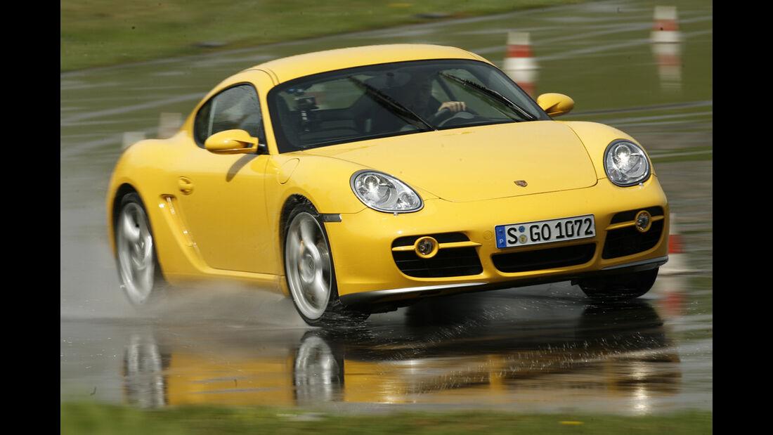 Porsche Boxster/Boxster S/Cayman S