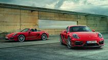 Porsche Boxster GTS Cayman GTS