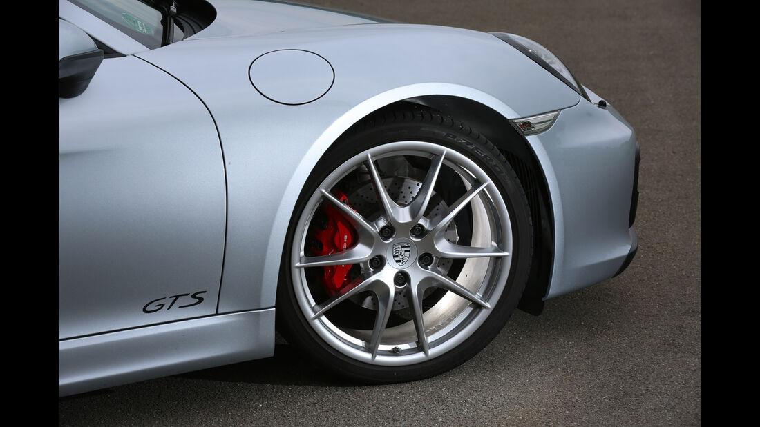 Porsche Boxster GTS, Rad, Felge, Bremse