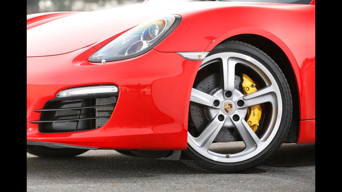 Porsche Boxster, Rad, Felge