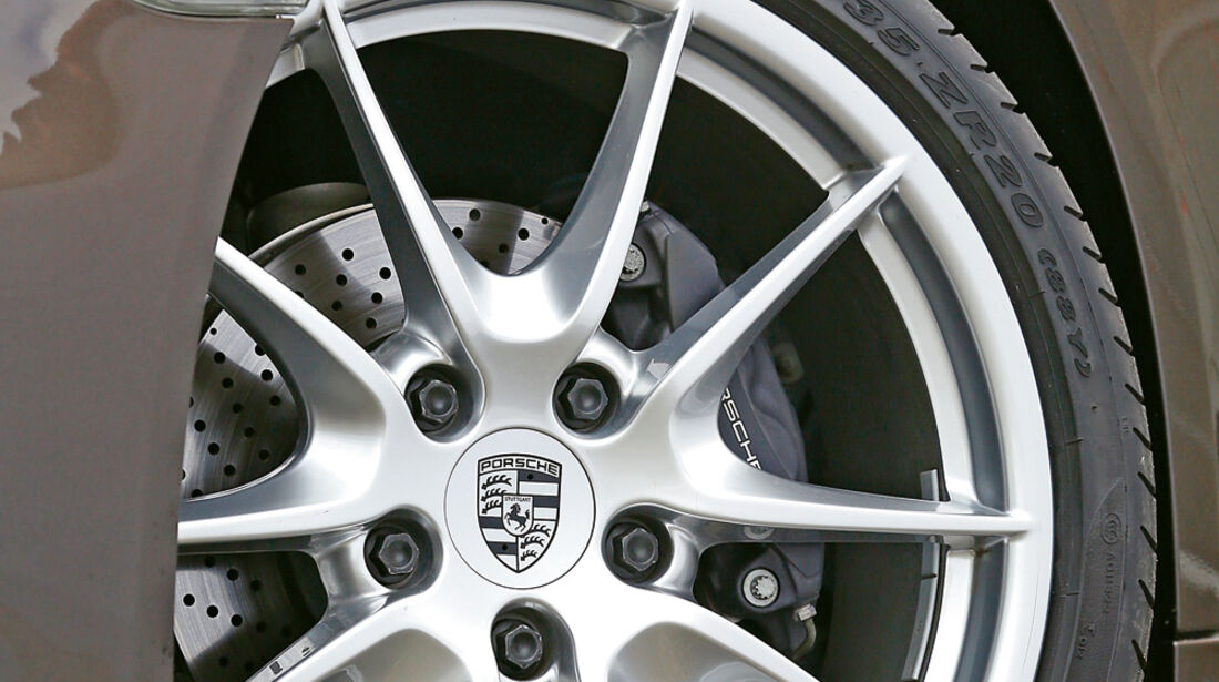 Porsche Boxster, Rad, Felge, Bremse