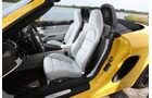 Porsche Boxster S, Fahrersitz