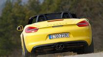 Porsche Boxster S, Heck