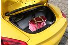 Porsche Boxster S, Kofferraum
