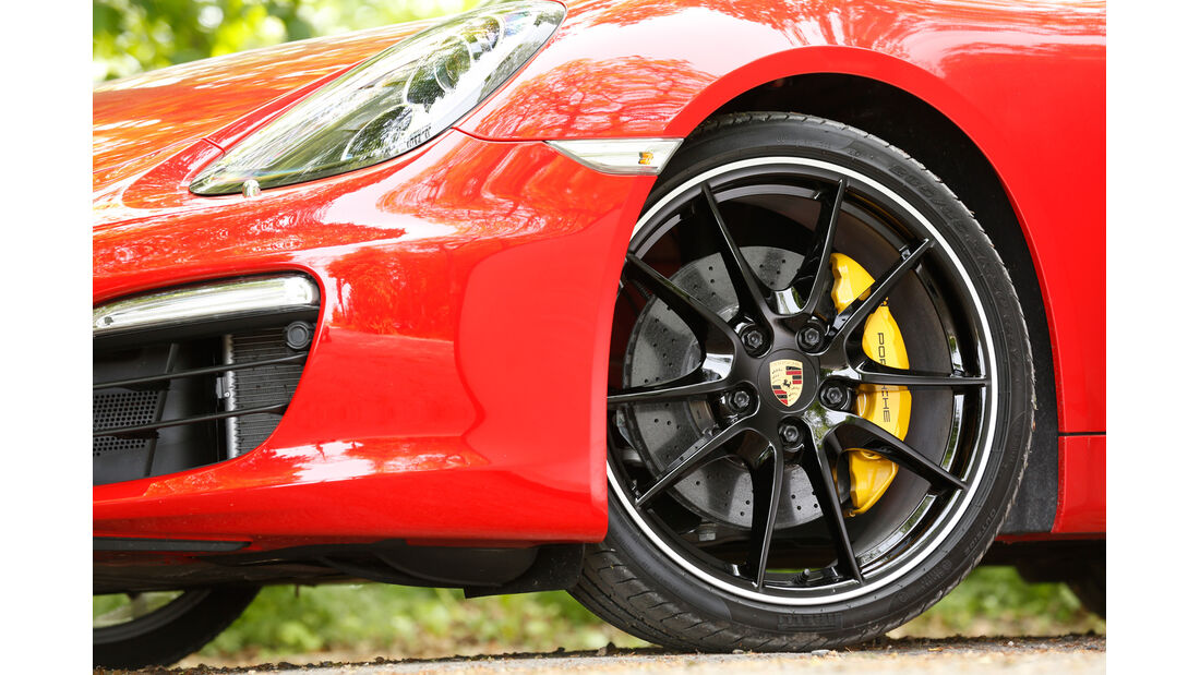 Porsche Boxster S, Rad, Felge