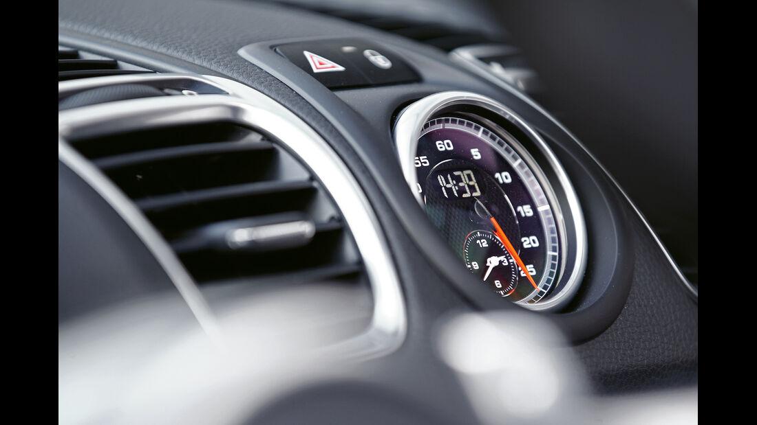 Porsche Boxster S, Rundinstrument