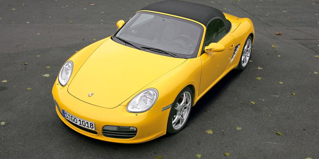 Porsche Boxster S, Serienmodell, 2004