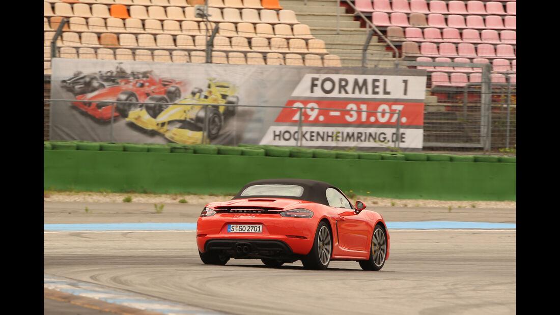Porsche Boxster S, h
