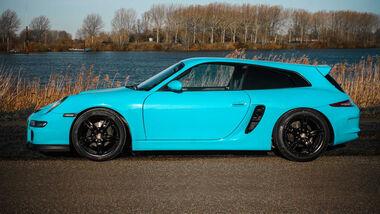 Porsche Boxster Shooting Brake Umbau