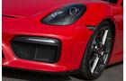 Porsche Boxster Spyder, Frontscheinwerfer