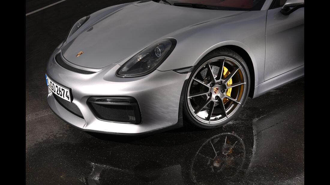 Porsche Boxster Spyder, Rad, Felge, Frontscheinwerfer