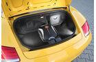 Porsche Boxter S, Kofferraum
