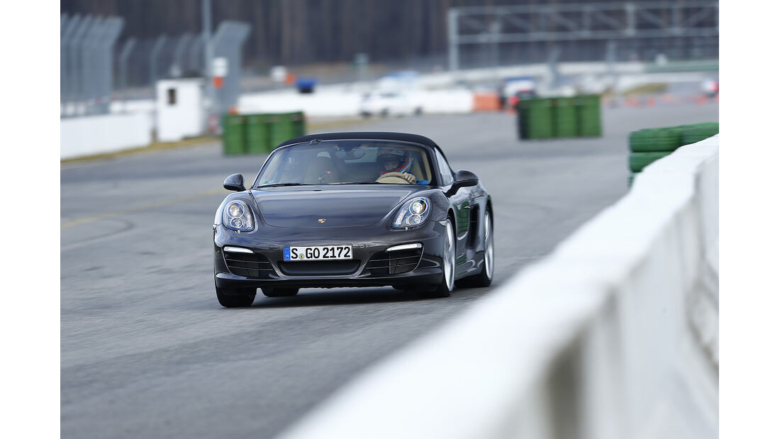 Porsche Boxter, Vergleichstest, spa 04/2014, Heftvorschau