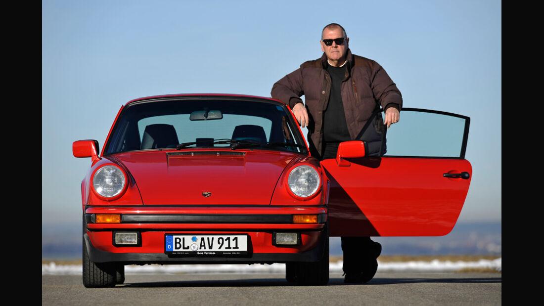 Porsche Carrera 3.2, Front, Franz-Peter Hudek