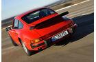Porsche Carrera 3.2, Heck