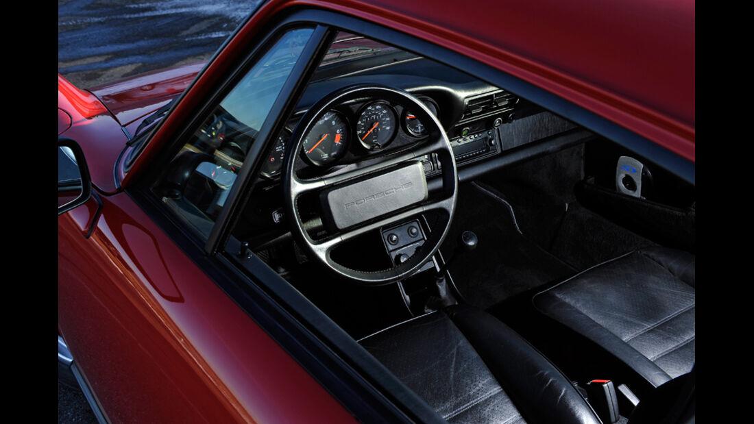 Porsche Carrera 3.2, Lenkrad
