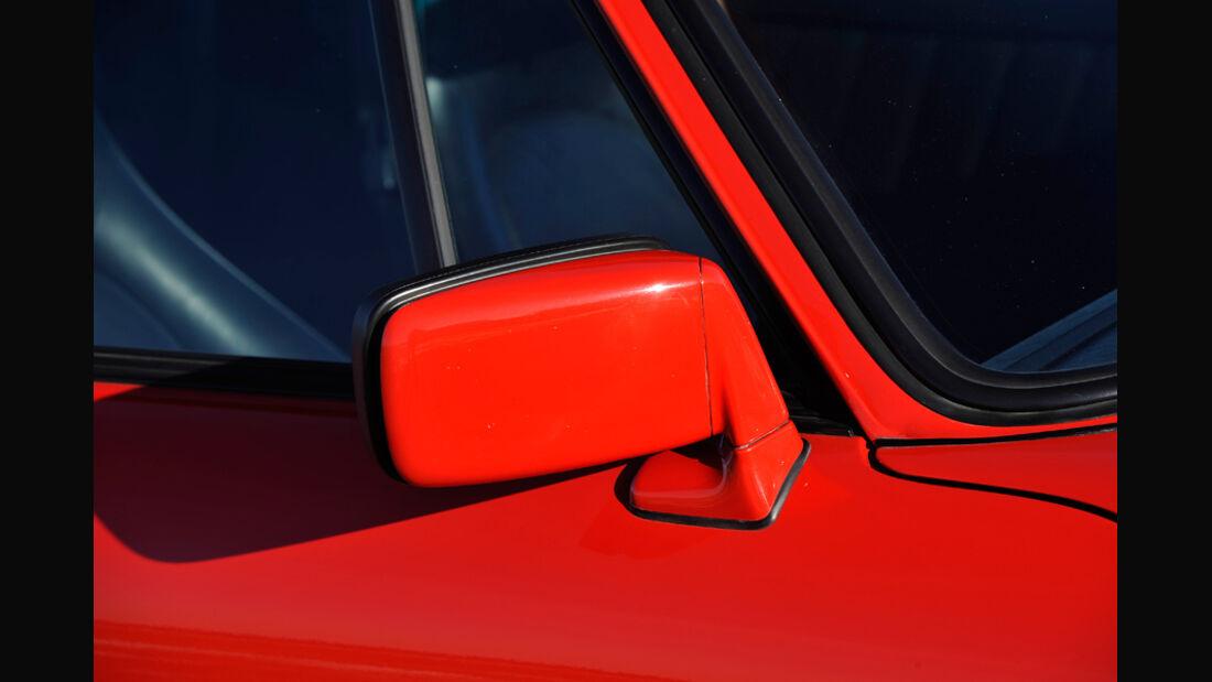 Porsche Carrera 3.2, Seitenspiegel