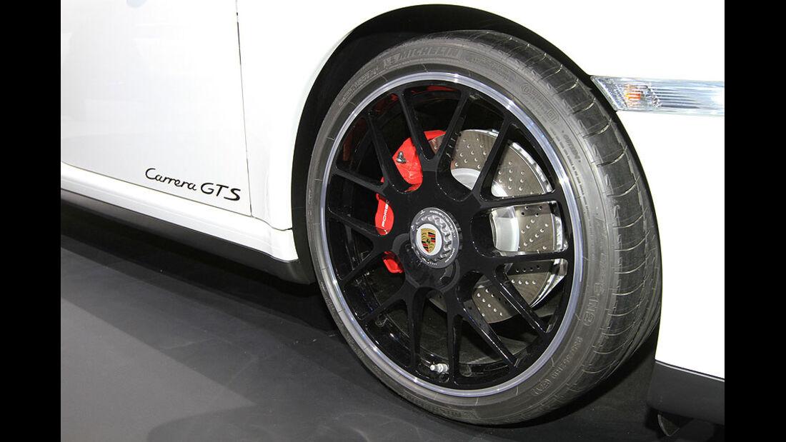 Porsche Carrera 911 GTS, Felge