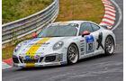"Porsche Carrera - Black Falcon Team TMD Friction - Startnummer: #161 - Bewerber/Fahrer: ""Gerwin"", ""Philip"", Manuel Metzger, Tim Scheerbarth - Klasse: V6"