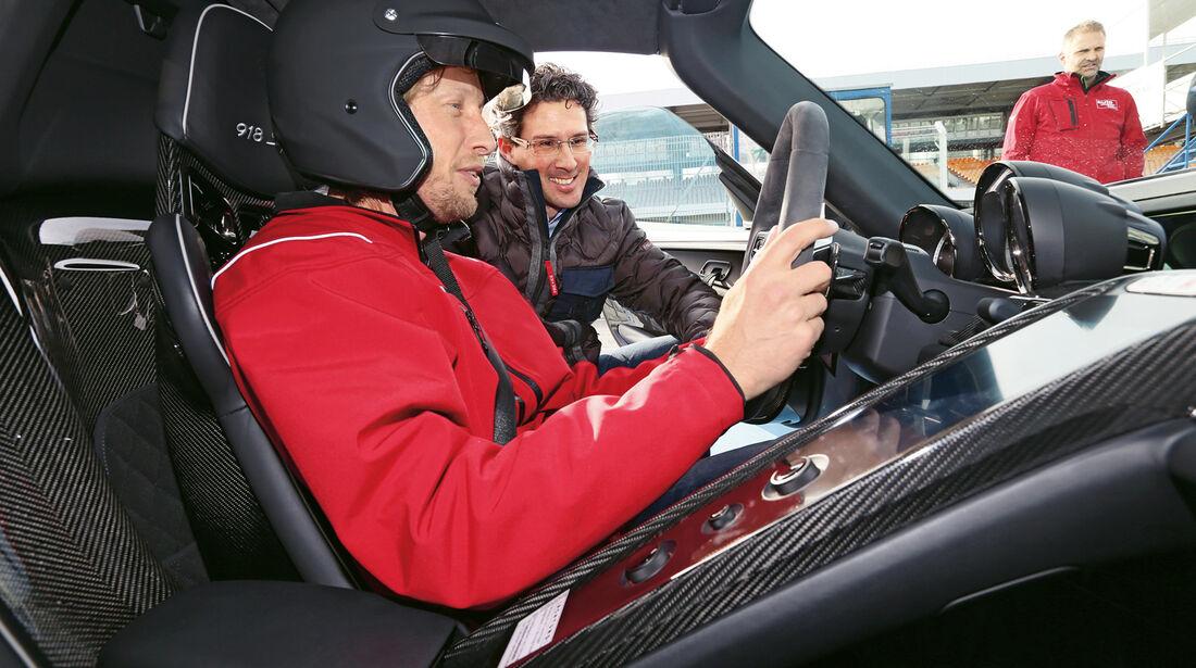 Porsche Carrera GT, Marcus Peters