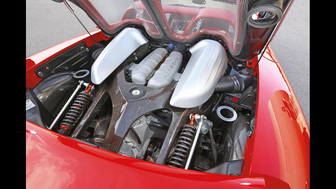Porsche Carrera GT, Motor