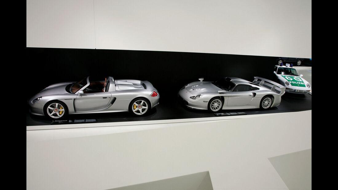 Porsche Carrera GT - Porsche 911 GT1/97 - Porsche Museum