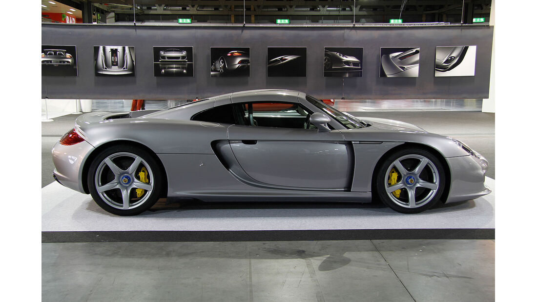 Porsche Carrera GT Zagato