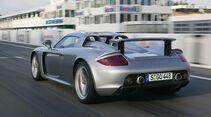 Porsche Carrera GT im Supertest