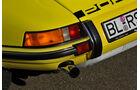 Porsche Carrera RS 2.7, Endrohr, Auspuff
