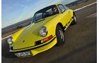 Porsche Carrera RS 2.7, Frontansicht