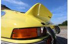 Porsche Carrera RS 2.7, Heckschürze