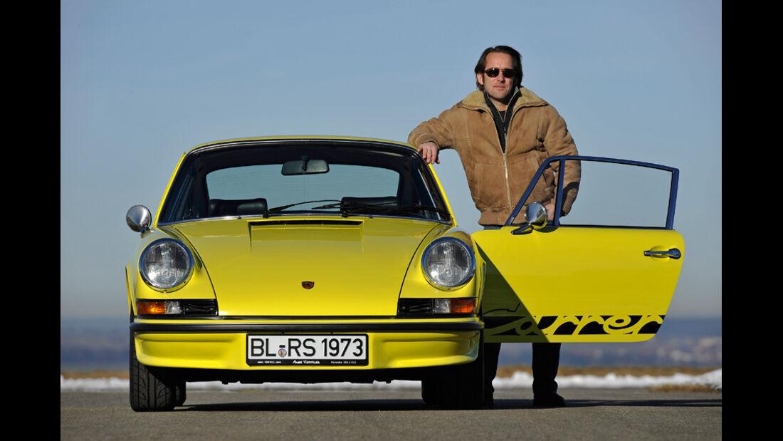 Porsche Carrera RS 2.7, Michael Schröder