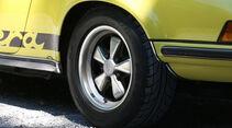 Porsche Carrera RS 2.7, Rad, Felge