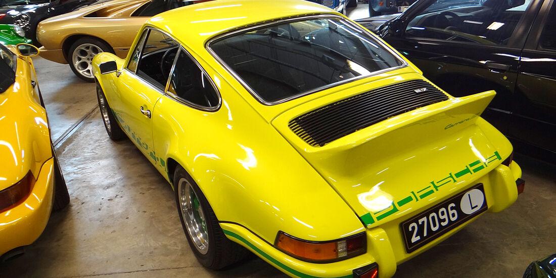 Porsche Carrera RS - Garage Gerard Lopez 2013