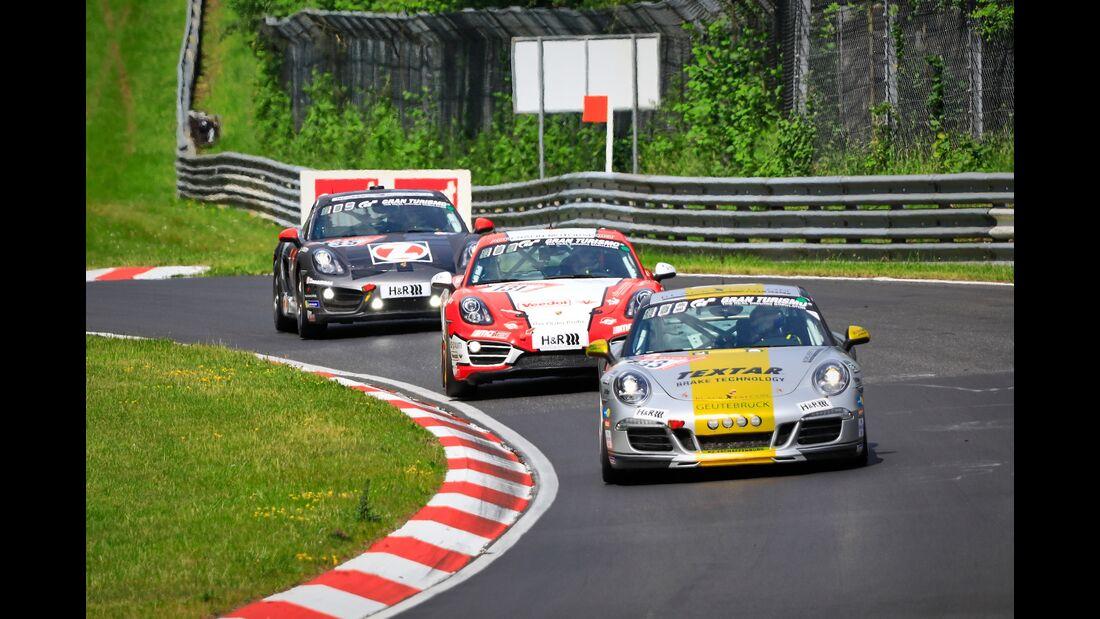 Porsche Carrera - Startnummer #133 - 24h Rennen Nürburgring - 22. Juni 2019