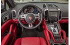 Porsche Cayenne, Cockpit