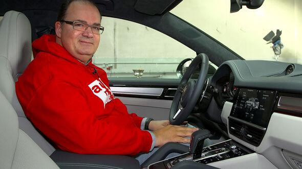 Porsche Cayenne Coupé Videoscreenshot