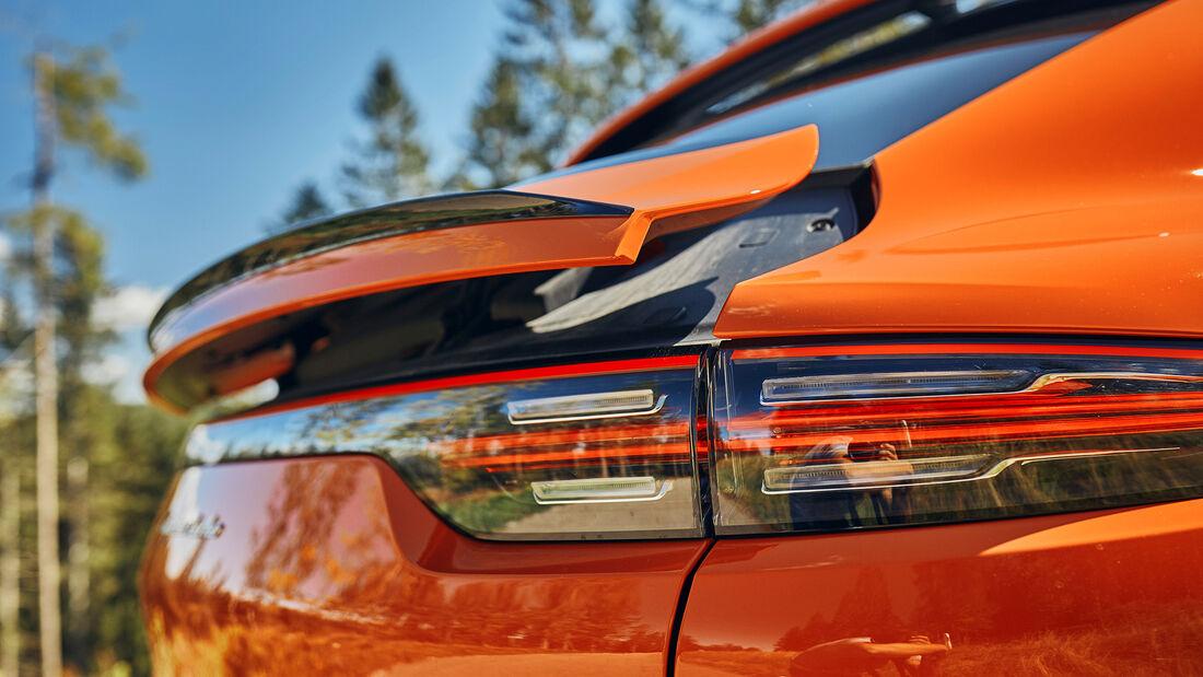 Porsche Cayenne Coupe, Exterieur