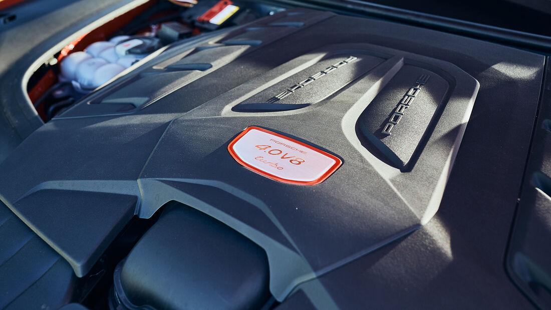 Porsche Cayenne Coupe, Motor