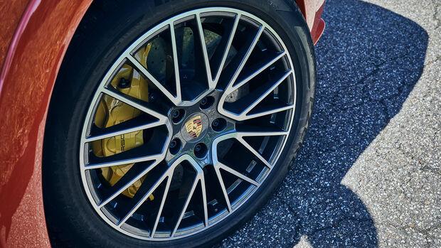 Porsche Cayenne Coupe, Rad