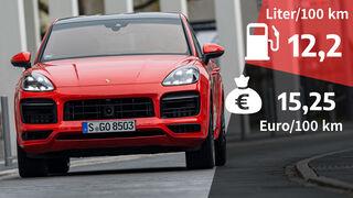 Porsche Cayenne Coupe Verbrauchsartikel