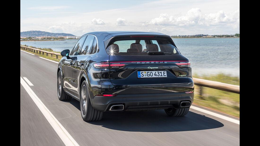 Porsche Cayenne E Hybrid 2018